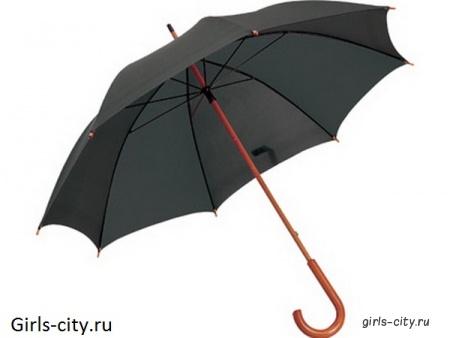 Уход за зонтом - правила