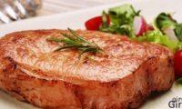 Свинина, томленная с овощами