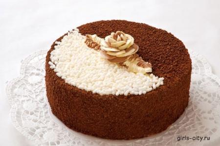 Торт «Метелица»