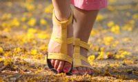 Здоровая ходьба (женская история)