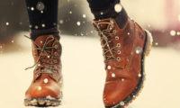 Какую обувь носить зимой?