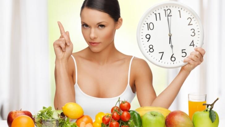 Самоконтроль при приеме пищи