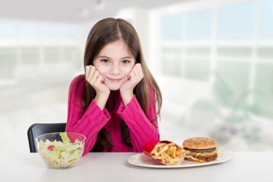 Как похудеть ребёнку?