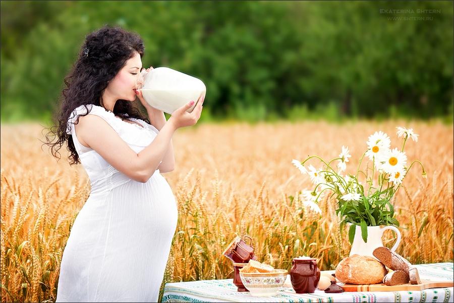 особенности питания беременных и кормящих матерей