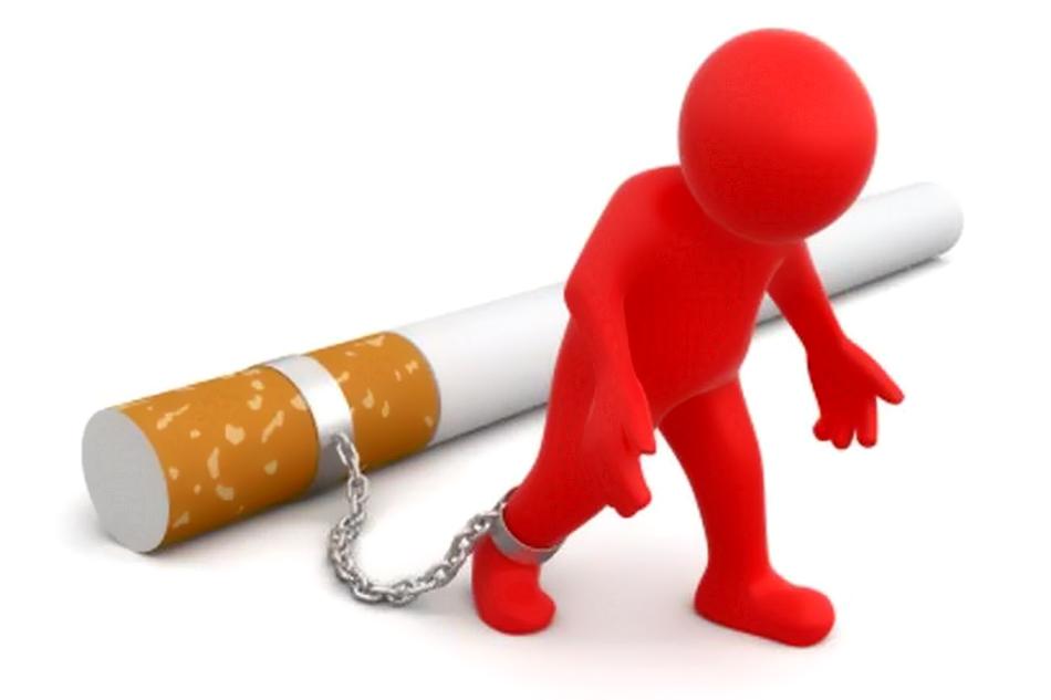 Привычка курения