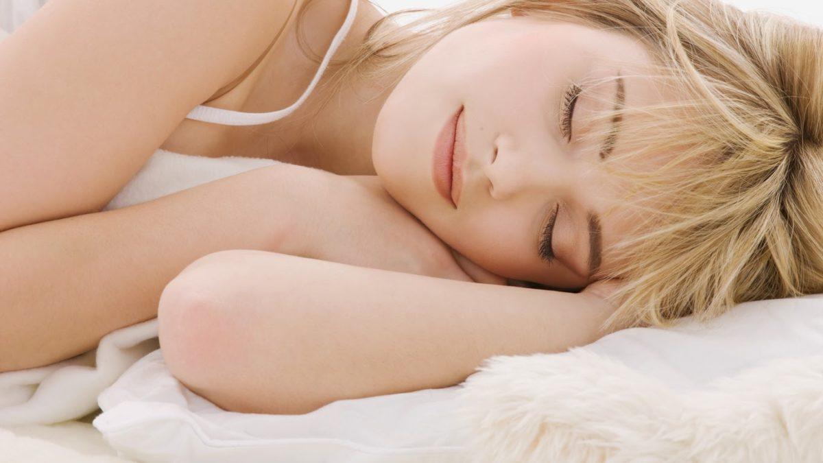 Красота хочет выспаться